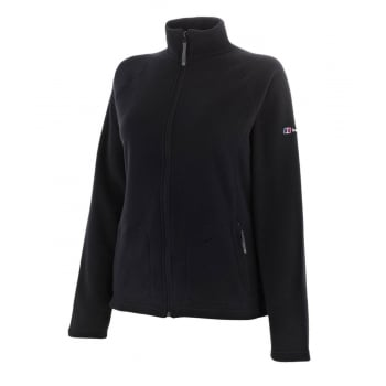 Berghaus Arnside AF Black / Black (Z20) 420577-BP6 Ladies Fleece Jackets