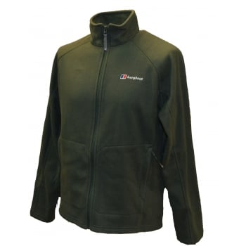 Berghaus Arnside AT Micro Dark Green (Z23) 420569-Z92 Mens Fleece Jackets