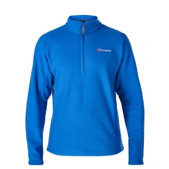 Berghaus Arnside Half Zip Blue (Z102) 420570-Z69 Mens Fleece Jackets