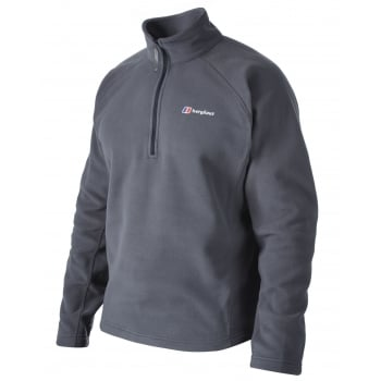 Berghaus Arnside Half Zip Dark Grey (Z26) 420570-CI4 Mens Fleece Jackets