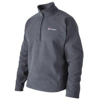 Berghaus Arnside Half Zip Dark Grey (Z26) 420570-CI4 Mens Fleece Jackets