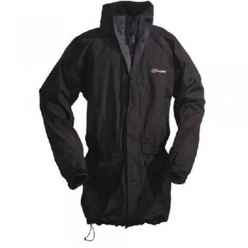 Berghaus Cornice Long IA Gore-Tex Black / Ash (A16) Waterproof Jackets