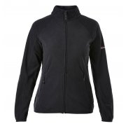 Berghaus Prism Micro AF Fleece Black / Black (E2b) 421395-BP6 Ladies Jacket