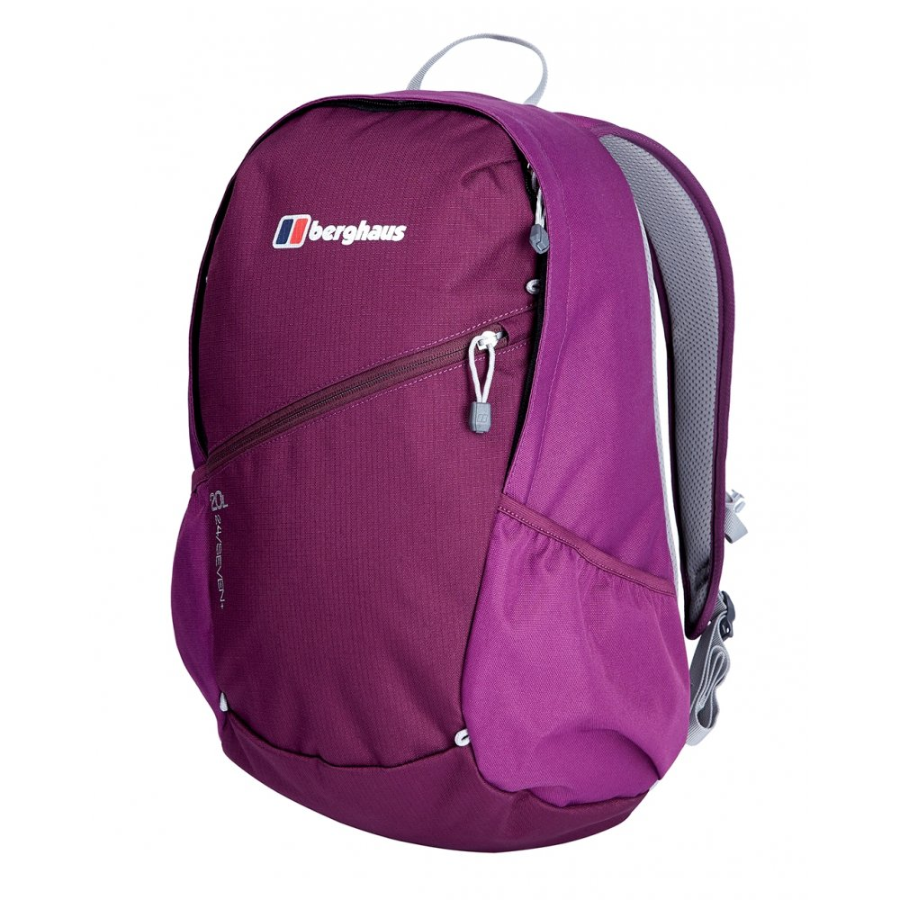 Berghaus Berghaus Twentyfourseven Plus 20 Dark Purple (A15) 4-21431-R06 Womens  Daysack - Berghaus from Pure Brands UK UK