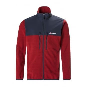 Berghaus Fortrose Pro 2.0 Thermal Dark Red (Z108) 422084-AD5 Mens Fleece Jackets