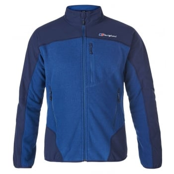Berghaus Fortrose Pro AT Thermal Dark Blue (Z2) 421002-Z66 Mens Fleece Jackets