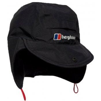Berghaus Hydroshell Black Unisex Cap