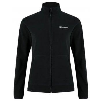 Berghaus Prism 2.0 Micro IA Ladies Black Fleece Jacket (UX1) 4-A001062 BP6