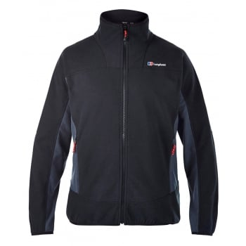 Berghaus Prism Micro II IA Black / Dark Grey (A51) 421707-C33 Mens Fleece Jackets