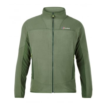 Berghaus Prism Micro II IA Dark Green (P10) 421707-Z04 Mens Fleece Jackets