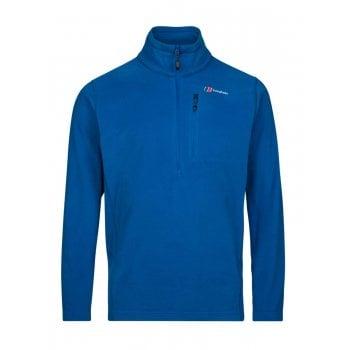 Berghaus Prism Micro PT Half Zip Blue / Blue (Z151) 422257-Z69 Mens Fleece Jackets
