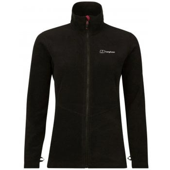Berghaus Prism Micro PT IA Ladies Black Fleece Jacket (UX5) 422266-BP6