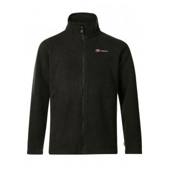 Berghaus Prism Polartec Interactive Full Zip Black (Z17) 422254-BP6 Mens Fleece Jackets