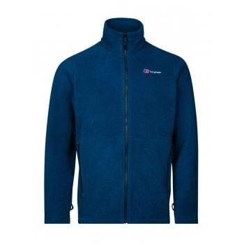 Berghaus Prism Polartec Interactive Full Zip Blue / Blue (A22) 422254-AQ3 Mens Fleece Jackets