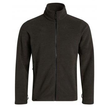 Berghaus Prism Polartec Interactive Full Zip Dark Green (U3) 422254-PD2 Mens Fleece Jackets