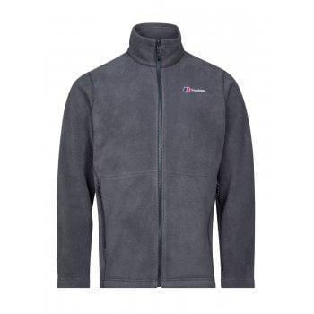 Berghaus Prism Polartec Interactive Full Zip Dark Grey (Z26) 422254-CI4 Mens Fleece Jackets
