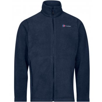 Berghaus Prism Polartec Interactive Full Zip Dk Blue (UX3) 422254-R14 Mens Fleece Jackets