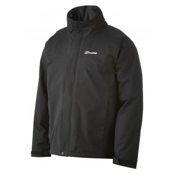Berghaus RG Alpha 3 IN 1 Black (SC-C2) 421029-BP6 Mens Waterproof Jacket
