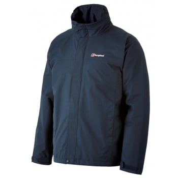 Berghaus RG Alpha 3 IN 1 Dark Blue (Z110) 421029-EH7 Mens Waterproof Jacket