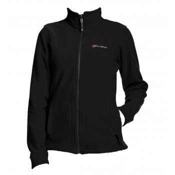 Berghaus Spectrum II IA Fleece Black / Black (A28) 421124-BP6 Ladies Jacket