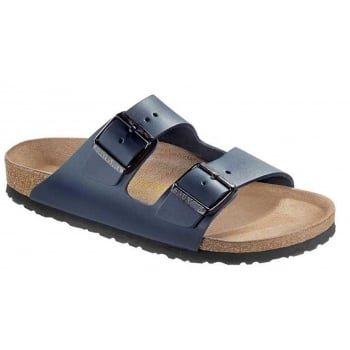 Birkenstock Arizona (051751) Birko-Flor Blue (Z2) Mens Sandals