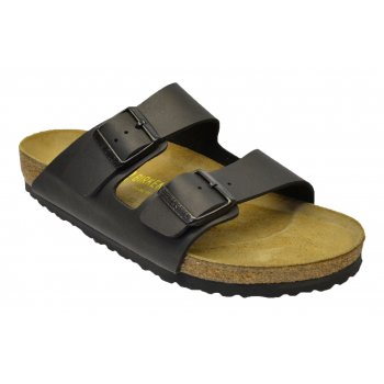 Birkenstock Arizona (051791) Birko-Flor Black (Z5) Mens Sandals