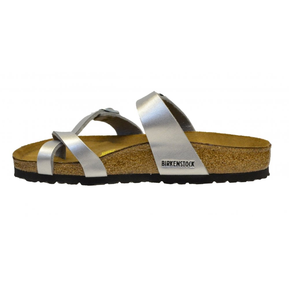 NWOT Birkenstock Mayari Sandal in Stone Arches, Shoes sandals