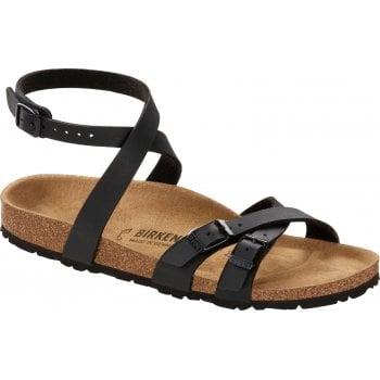 Birkenstock Blanca Birko-Flor Black (F10) 1015759 Womens Sandal