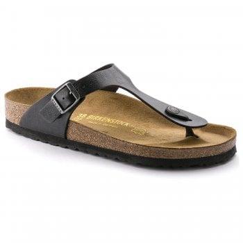 Birkenstock Gizeh (0541951) Birko-Flor Gracefull Licorice (Z163) Womens Sandal