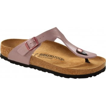 Birkenstock Gizeh (1018922) Birko-Flor Graceful Lavender (E5) Womens Sandal