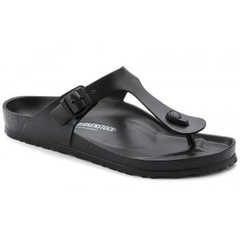 Birkenstock Gizeh EVA (128201) Black (Z8) Womens Sandal