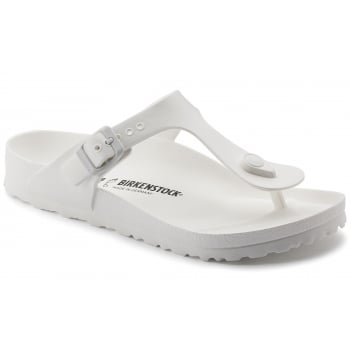 Birkenstock Gizeh EVA (128221) White (Z109) Womens Sandal