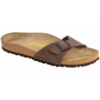 Birkenstock Madrid (0040091) Birko-Flor Mocca (T3b) Womens Sandal