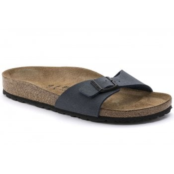 Birkenstock Madrid (040121) Birko-Flor Navy (K6) Womens Sandal