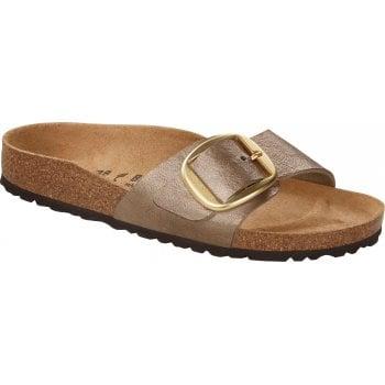 Birkenstock Madrid Big Buckle (1016236) Graceful Taupe (B7) Womens Sandal