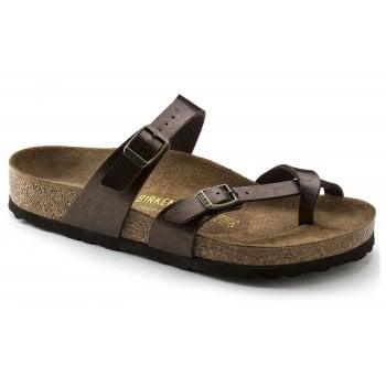 Birkenstock Mayari (071941) Birko-Flor Gracefull Toffee (UX9) Womens Sandal