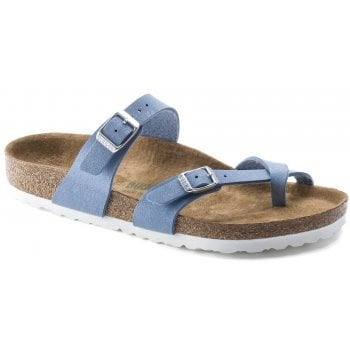 Birkenstock Mayari (1018160) Vegan Brushed Dove (N12) Womens Sandal
