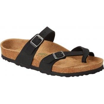 Birkenstock Mayari Vegan (1019221) Black (E3) Womens Sandal