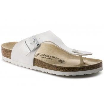 Birkenstock Ramses (0044731) Birko-Flor White (N43) Mens Sandal