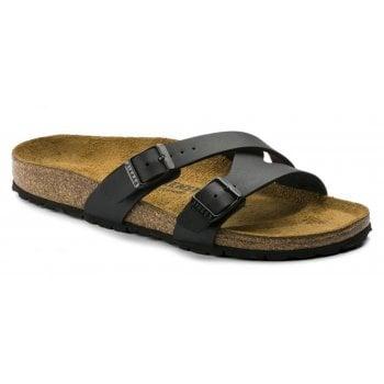 Birkenstock Yao Balance (1016686) Birko-Flor Black (C1) Womens Sandal