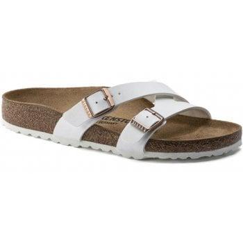 Birkenstock Yao Balance (1016688) Birko-Flor White (N35) Womens Sandal