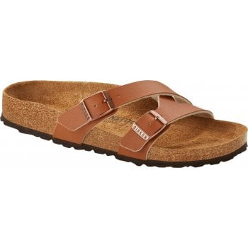 Birkenstock Yao Balance (1019403) Birko-Flor Ginger Brown (N109) Womens Sandal