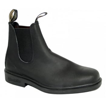Blundstone 063 Chelsea Leather Black (N51)  Mens Dress Boots