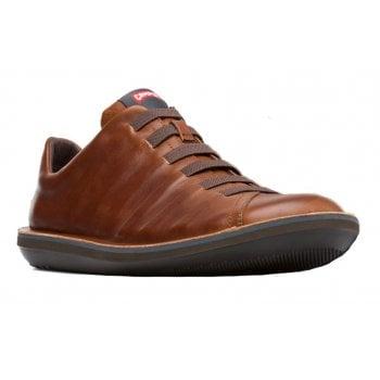 Camper Beetle Dallas Cola / Human Navy (N34) 18751-049 Mens Shoes
