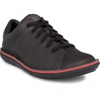 Camper Beetle Muffler Negro Welt Red/Human Neg (N200)18648-006 Mens Shoes