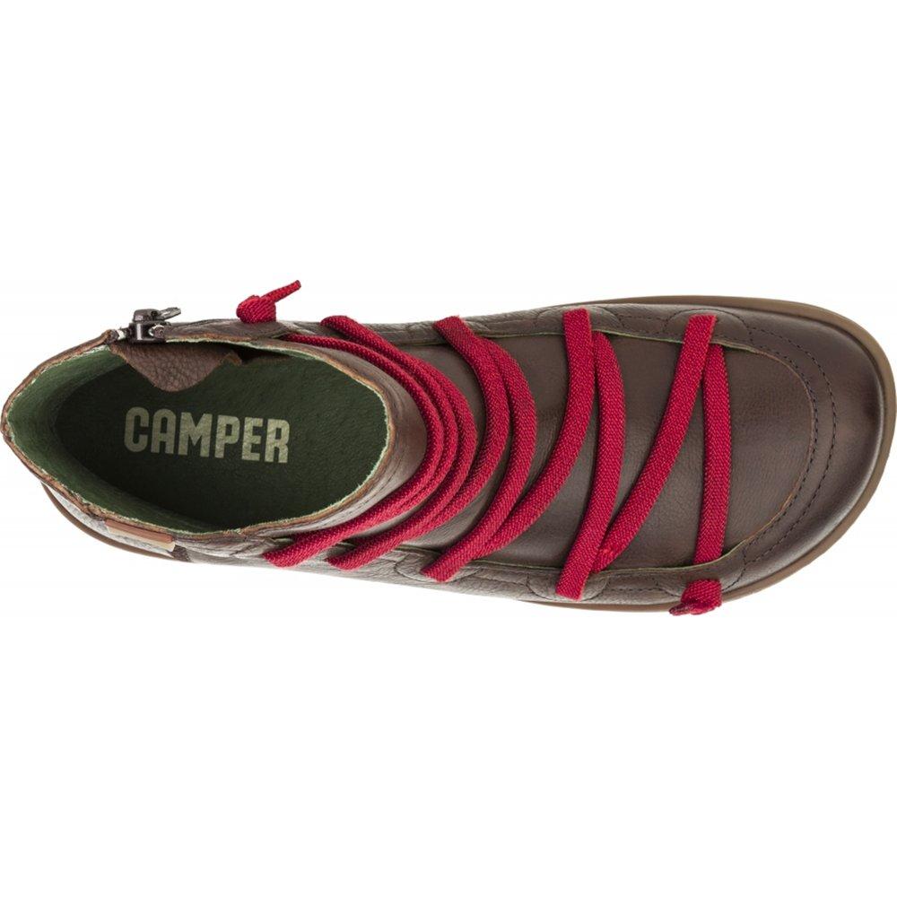 camper camper peu cami patty kenia dark brown sc c3 46104 048 womens boots camper from. Black Bedroom Furniture Sets. Home Design Ideas