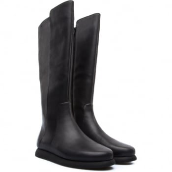 Camper Monday Oilylusion Negro / Forat Negro (Z2) K400131-001 Womens Boots