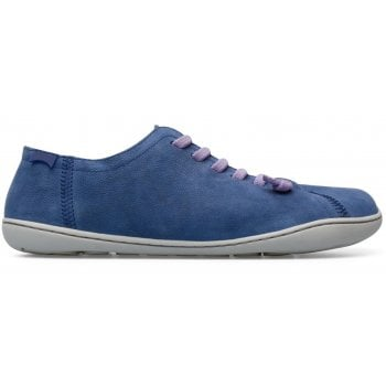 Camper Peu Cami Blue (N30) 20848-175 Womens Leather Shoes
