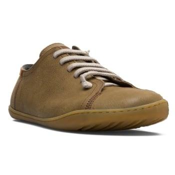 Camper Peu Cami Opium Olivera / Cami Miel (N28) 17665-153 Mens Shoes
