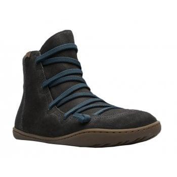 Camper Peu Cami Oxyde Negro / Cami Foca (F12) 46104-094 Womens Boots